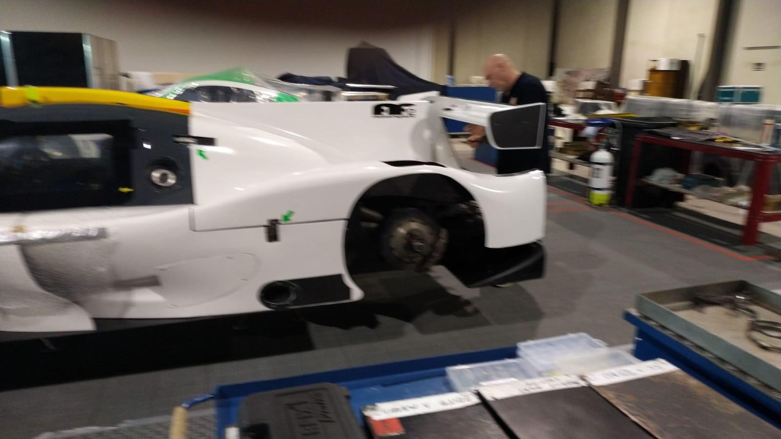 LMP3 Ligier révision 2020 ( 3)