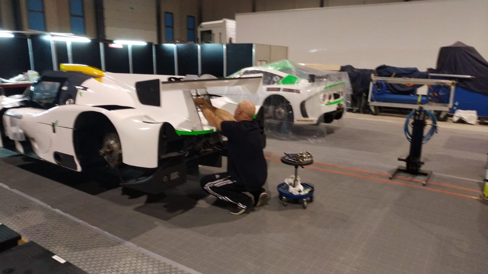 LMP3  Ligier révision 2020 ( 4)