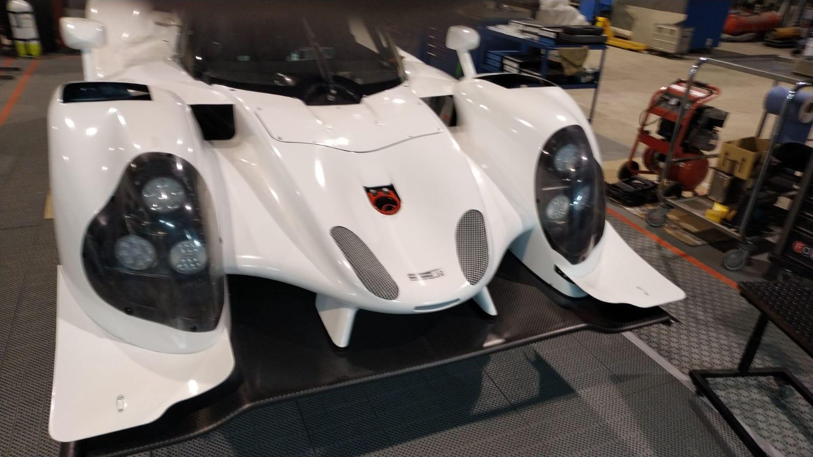 LMP3  Ligier révision 2020
