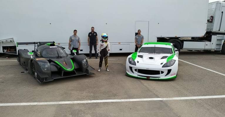 Lmp3 test cartagena 10 carrie